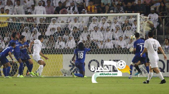 بمشاركة بونجاح .. الهلال السعودي يكتسح مضيفه السد القطري برباعية 22