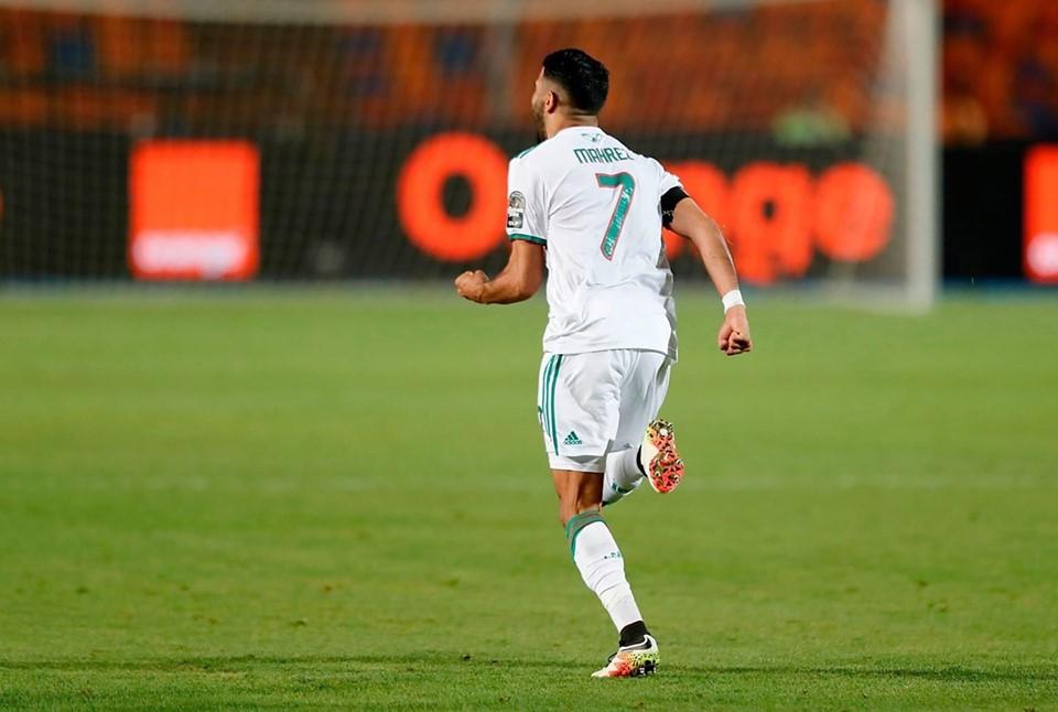 ALGERIA 2-0 COLOMBIA هدف رياض محرز العالمي ضد كولومبيا 37