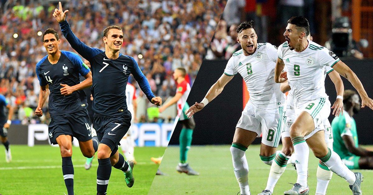مواجهة الجزائر - فرنسا تقترب أكثر 20