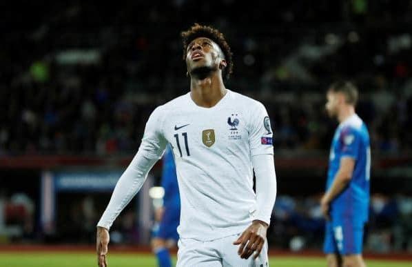 منتخب فرنسا ينتزع فوزا ثمينا على ايسلندا 22