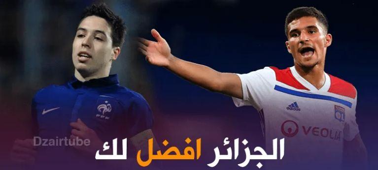 ناصري : انا متأكد بان حسام عوار سيختار اللعب مع المنتخب الجزائري 18