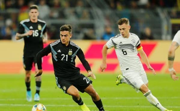الأرجنتين تتعادل أمام ألمانيا 2-2 على ملعب سيجنال إيدونا بارك 24