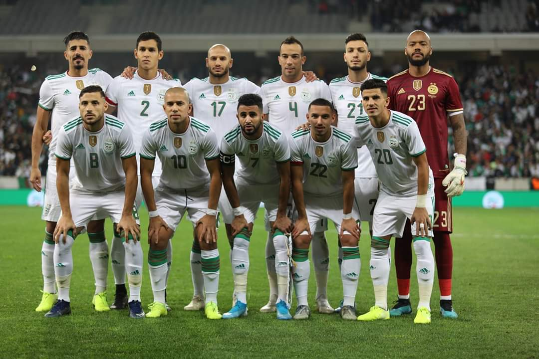 المنتخب الجزائري على رأس مجموعته بتصفيات أفريقيا لمونديال 2022 26