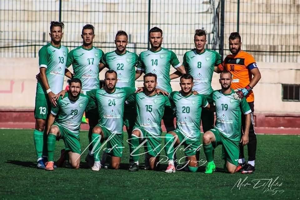 نتائج وترتيب بطولة القسم الوطني الثاني هواة مجموعة الشرق بعد الجولة 9 26