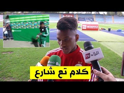 هشام بوداوي يرد على حادثة الصحفي 32