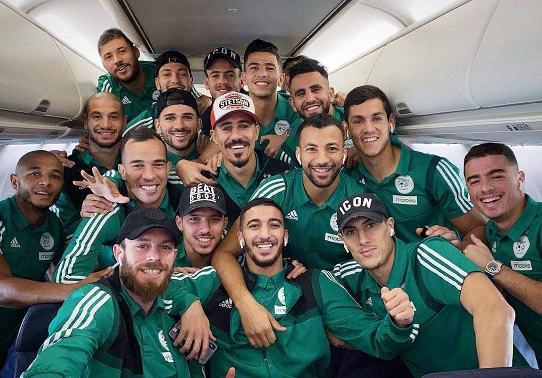 مباراة الجزائر-كولومبيا: اخبار المنتخب الوطني اليوم 19