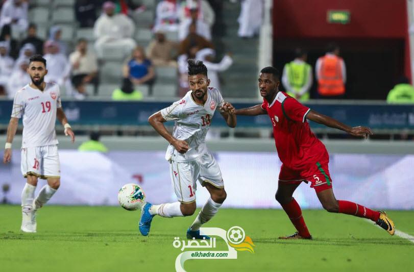 كأس الخليج 24 : التعادل السلبي يحسم مباراة البحرين وعمان 28