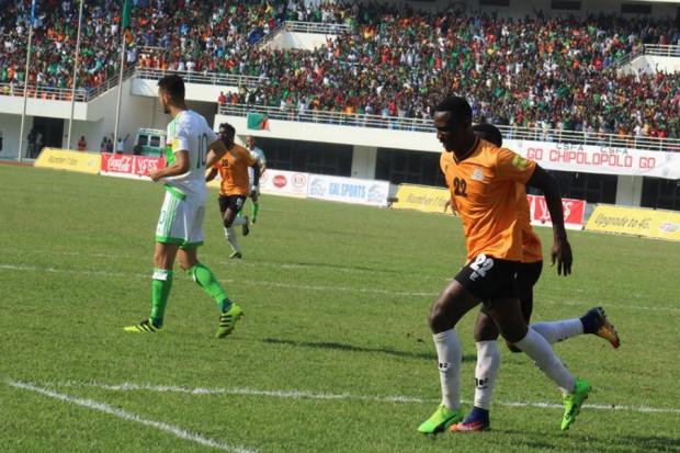 مباراة الجزائر وزامبيا اليوم 14-11-2019 Algérie vs zambie 31