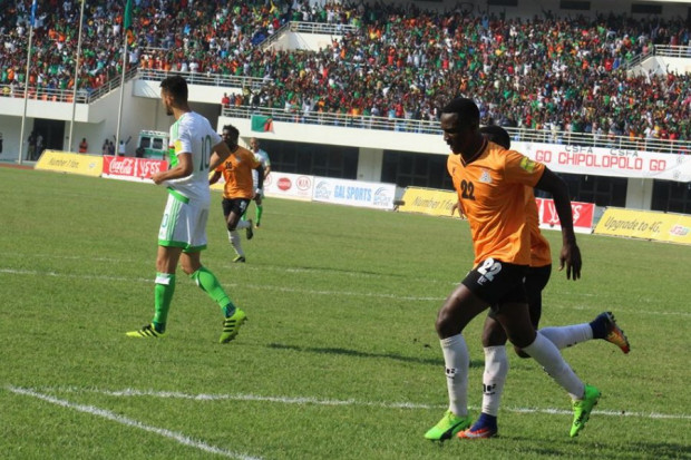 مشاهدة مباراة الجزائر وزامبيا بث مباشر اليوم 14-11-2019 Algérie vs zambie 27