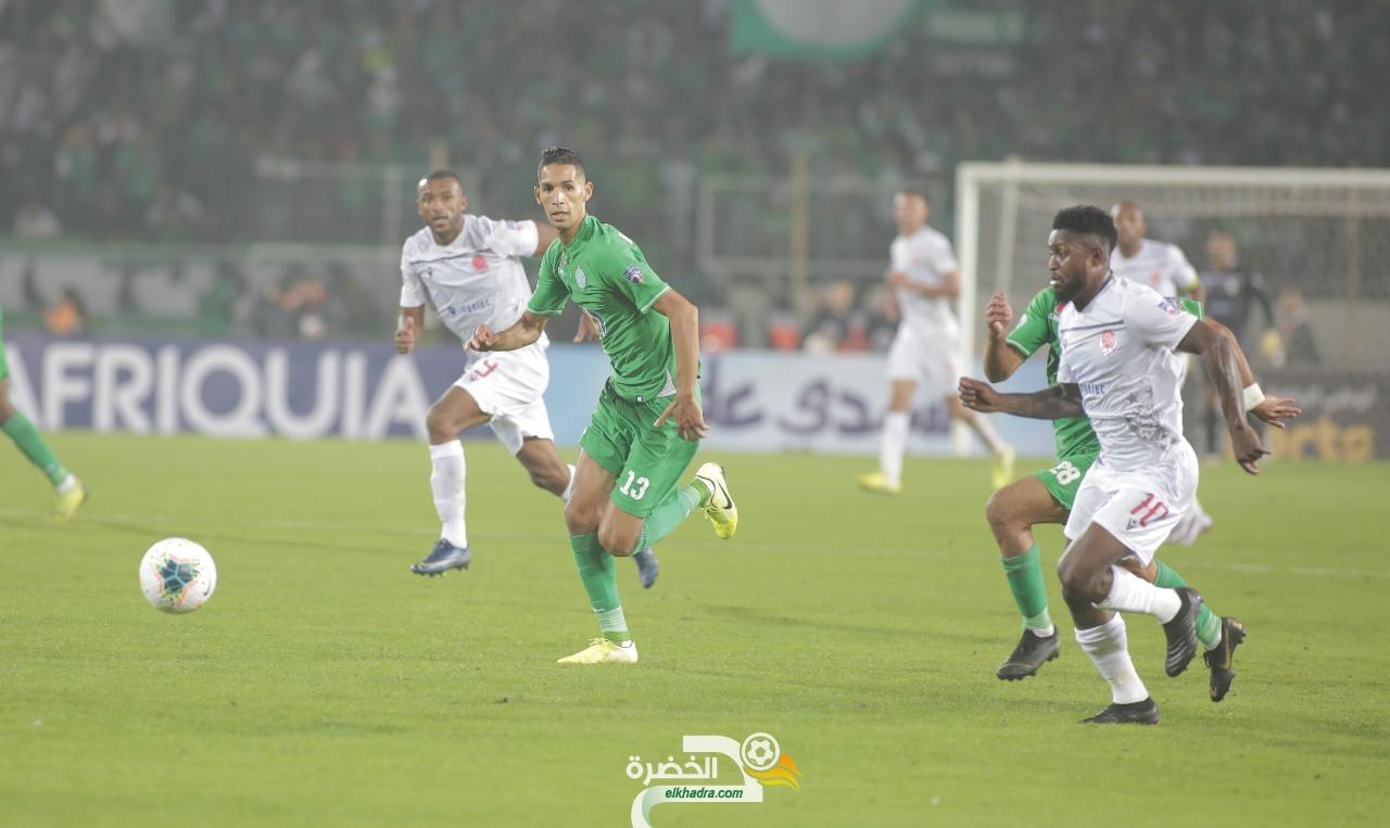 الرجاء البيضاوي يتأهل إلى دور الـ 8 من كأس العرب للأندية الأبطال 27