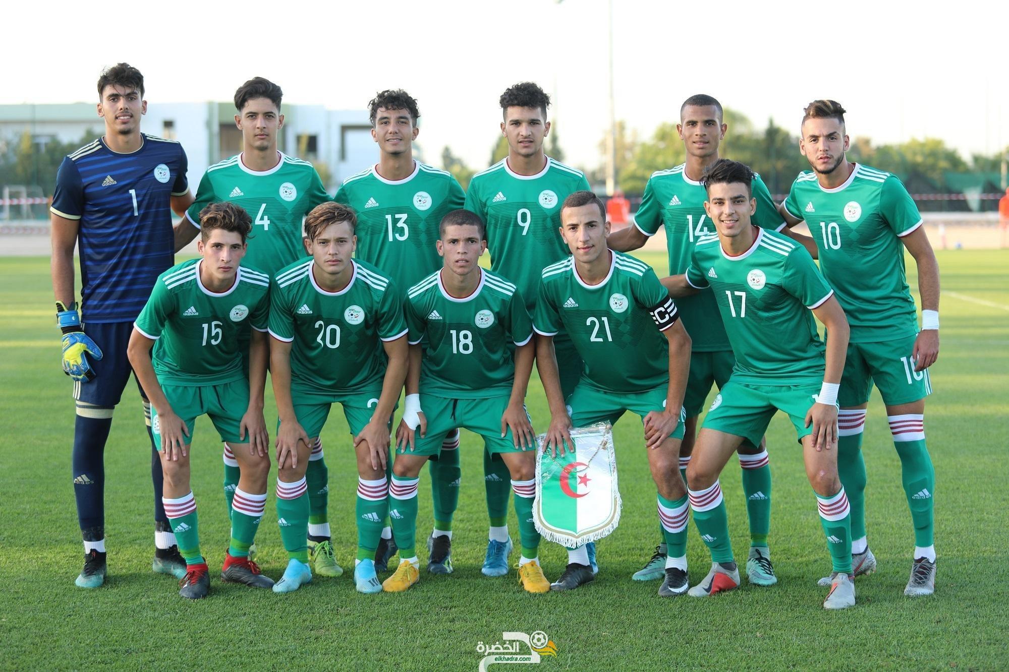 ست إصابات بالكورونا خلال تربص المنتخب الجزائري لأقل من 20 سنة 28