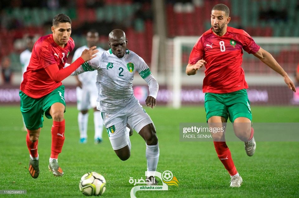 تصفيات كأس إفريقيا 2021 : المغرب يتعادل سلبيا أمام موريتانيا 131