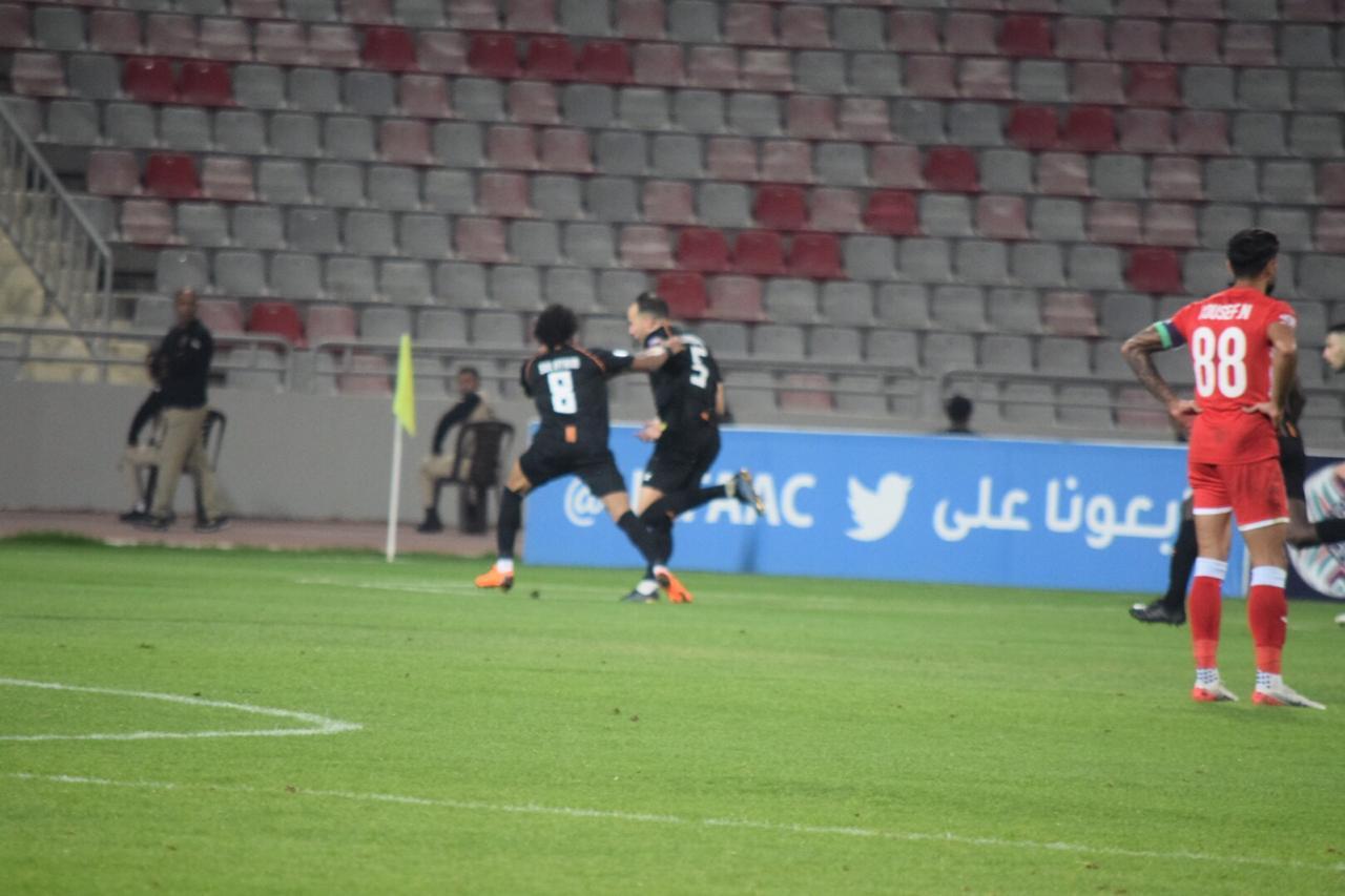 بلعمري هداف ضد شباب الأردن ويقود الشباب السعودي لدور الثمانية لكأس العرب 24
