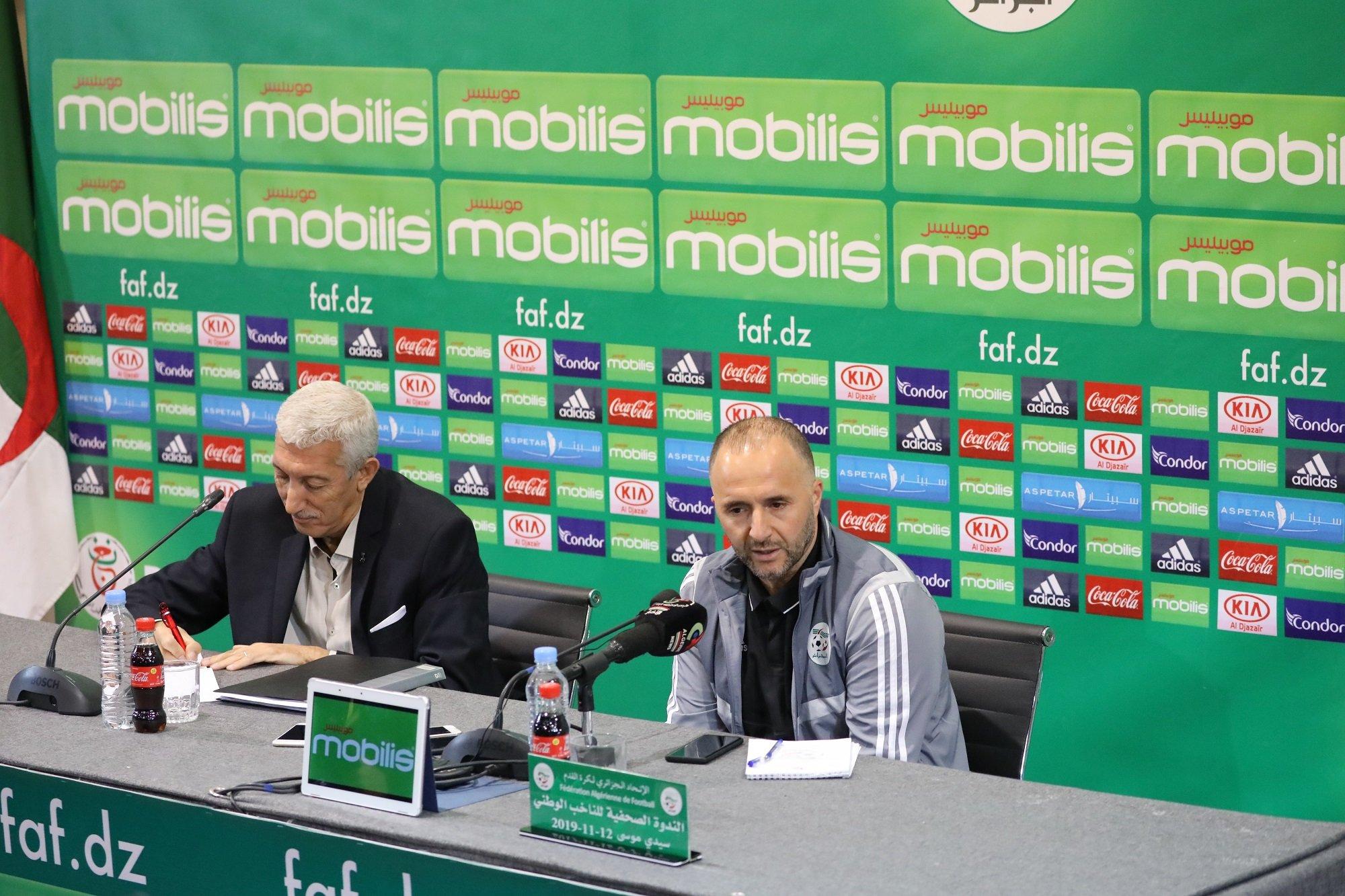 أهم ما جاء في الندوة الصحفية للمدرب الوطني جمال بلماضي بعد مباراة الجزائر 5-0 زامبيا 25