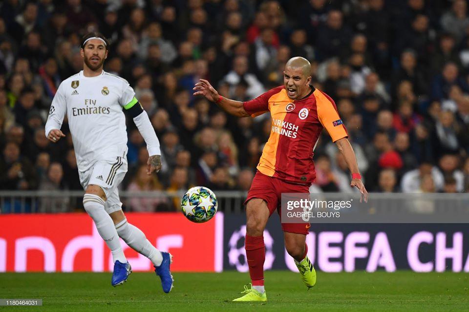 بمشاركة فيغولي .. ريال مدريد يسحق ضيفه غلطة سراي بسداسية دون رد 31