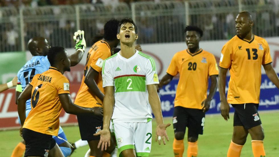 القنوات الناقلة لمباراة الجزائر وزامبيا اليوم 14-11-2019 Algérie vs zambie 25
