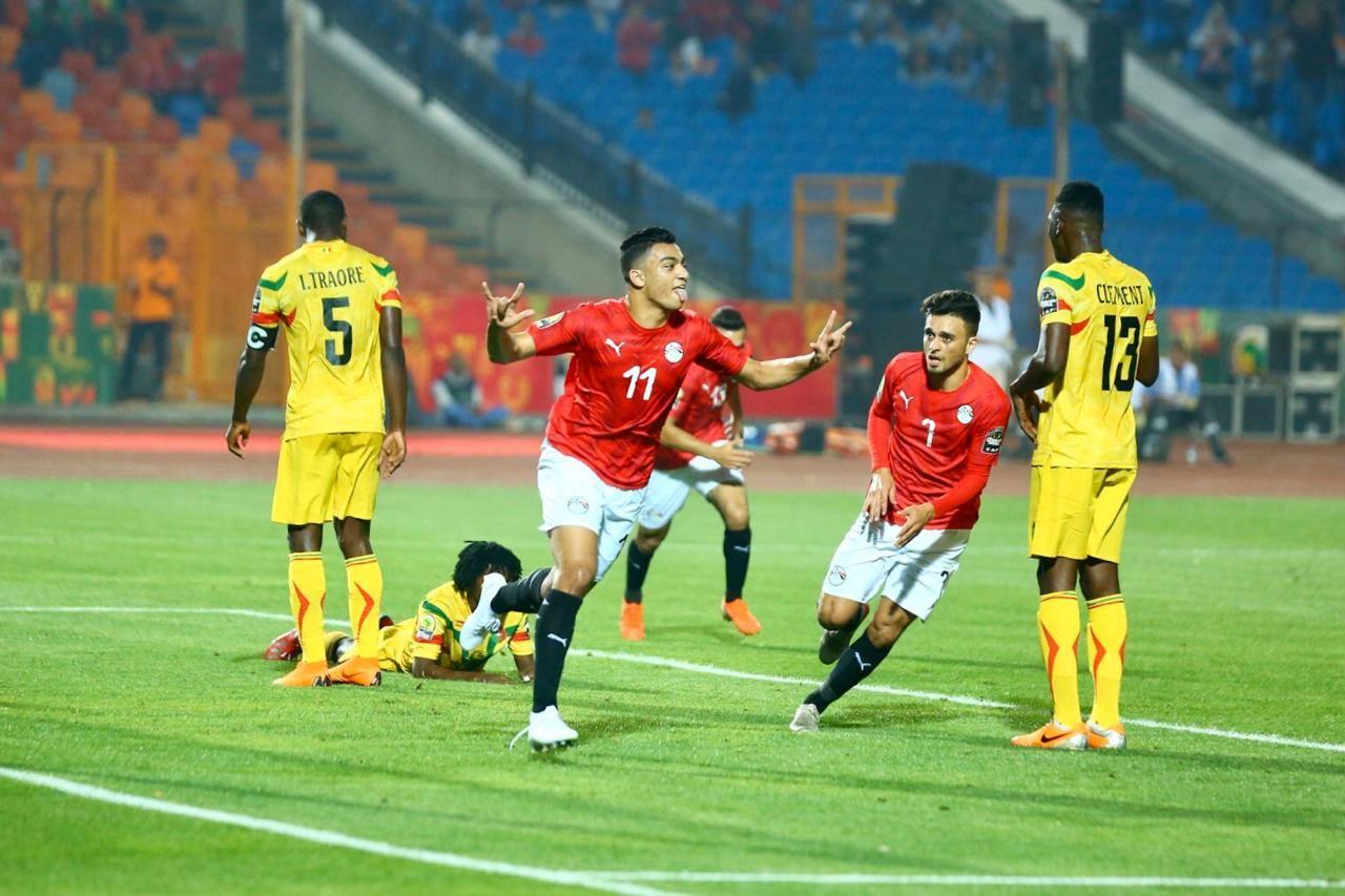 منتخب مصر يفوز على مالي في افتتاح بطولة الأمم الأفريقية تحت 23 سنة 25