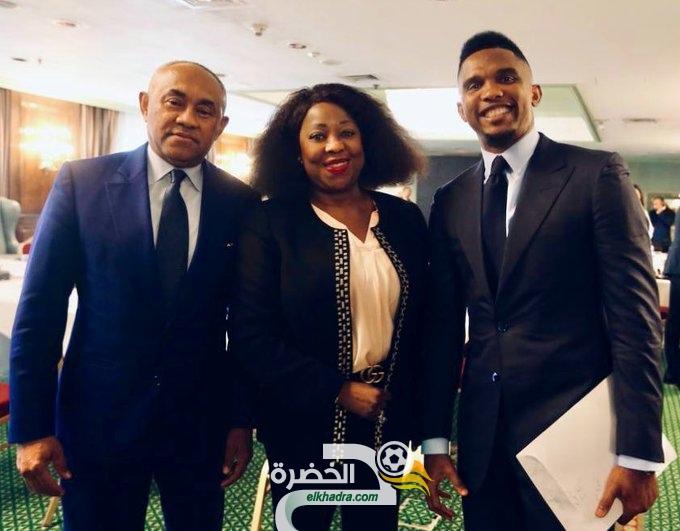 إيتو يقترح إنشاء مؤسسة باسم الكاف لتطوير الكرة في إفريقيا 28