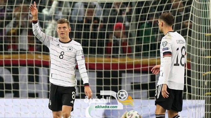 منتخب ألمانيا يفوز على بيلاروسيا برباعية نظيفة ويتأهل لبطولة يورو 2020 106