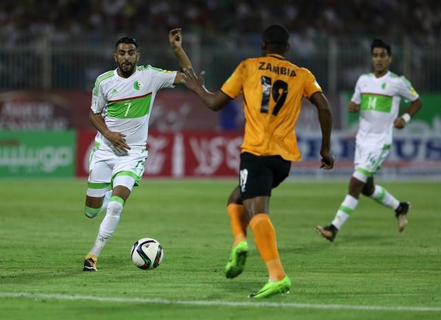 موعد وتوقيت مباراة الجزائر وزامبيا اليوم 14-11-2019 Algérie vs zambie 26