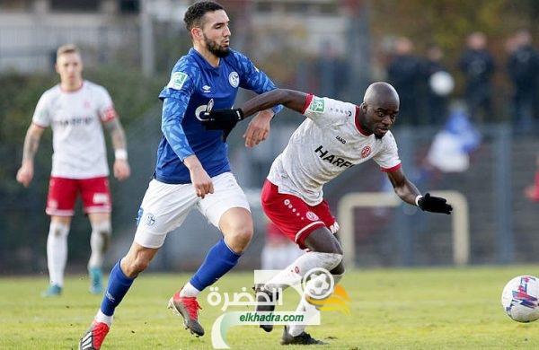 هدف رائع لنبيل بن طالب خلال مباراة ودية بين لاعبي نيوكاسل 29