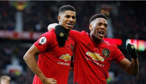 مانشستر يونايتد 3-1 برايتون :الشياطين الحمر يعودون إلى سكة الانتصارات 24
