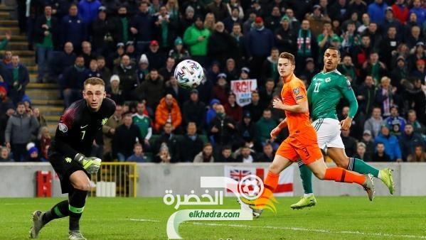 المنتخب الهولندي يتأهل إلى كأس الأمم الأوروبية 2020 105