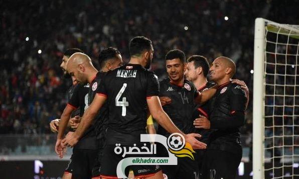 تونس تفوز على غينيا الإستوائية وتحافظ على صدارتها للمجموعة العاشرة 109