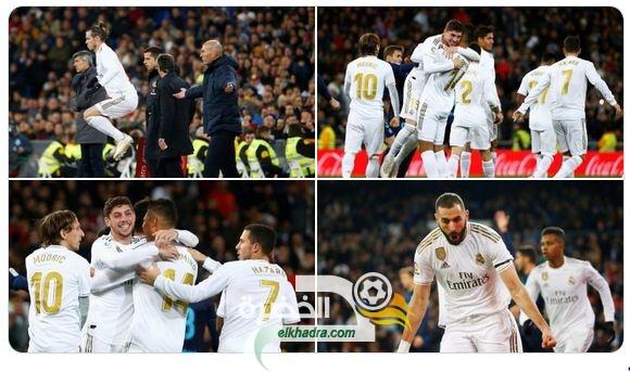 ريال مدريد يواصل مطاردة برشلونة ومزاحمته على صدارة ترتيب الليغا 26