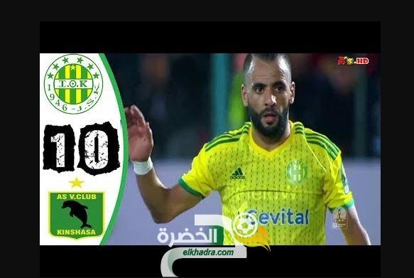ملخص مباراة شبيبة القبائل وفيتا كلوب 1 -0 اليوم تعليق حفيظ دراجي 30