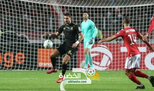 النجم الساحلي يفوز على الأهلي المصري بدوري الابطال 27