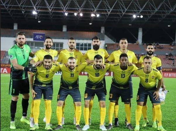 العهد اللبناني بطلآ لكأس الاتحاد الآسيوي للمرة الأولى في تاريخه 27