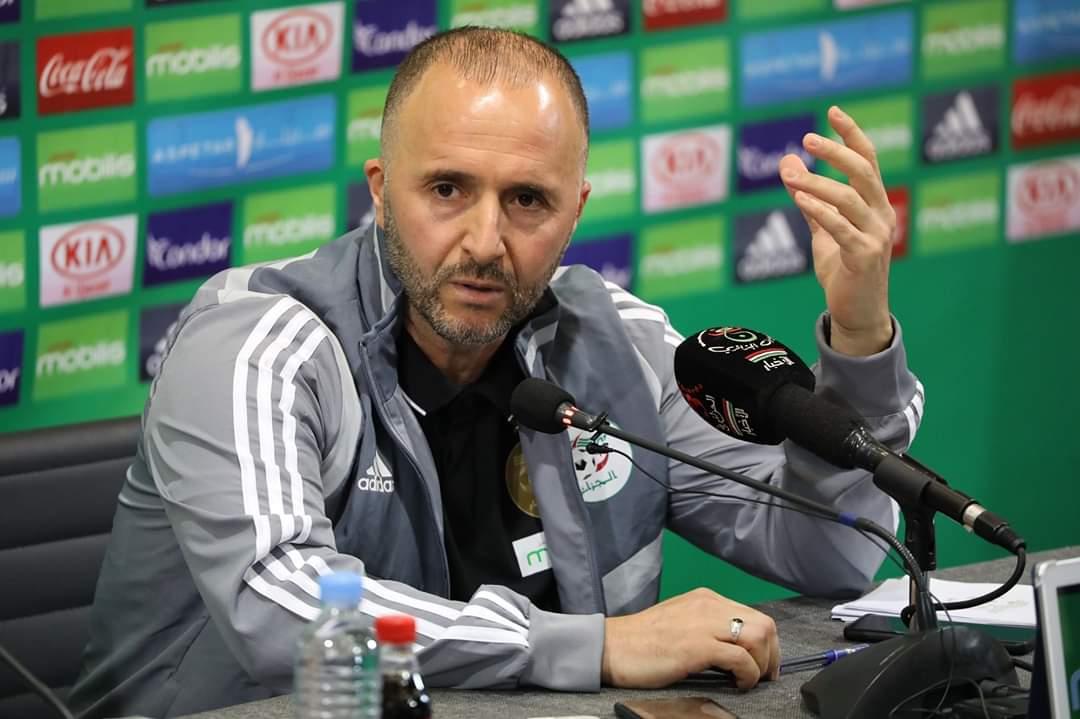 """بلماضي :""""لا أريد انتقاد جوارديولا ، محرز كان بإمكانه تقديم الكثير في مباراة ليفربول"""" 24"""