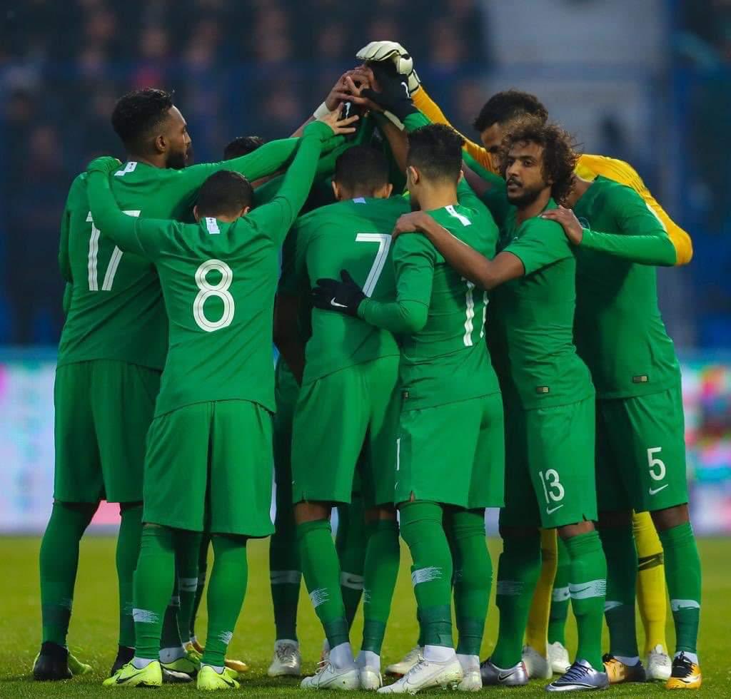 المنتخب السعودي يقلب الطاولة على مضيفه الأوزباكي ويعود بفوز مثير 3-2 92