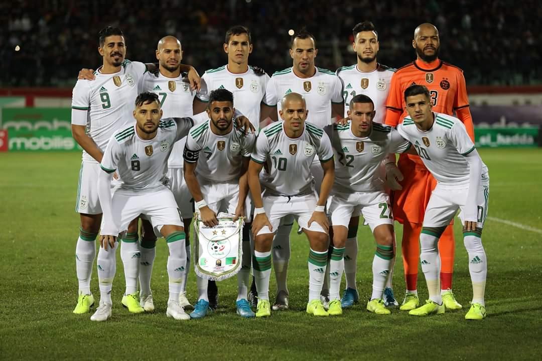 مواعيد مباريات المنتخب الجزائري الودية خلال شهر جوان 3