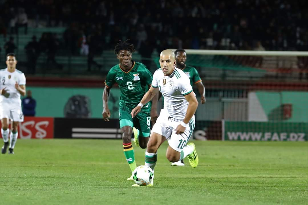 المنتخب الوطني يحقق رقما قياسيا جديدا في تاريخه بـ 16 مباراة على التوالي بدون هزيمة 90