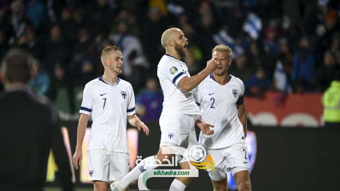 المنتخب الفنلندي يتأهل إلى بطولة أوروبا 2020 لأول مرة في تاريخه 30
