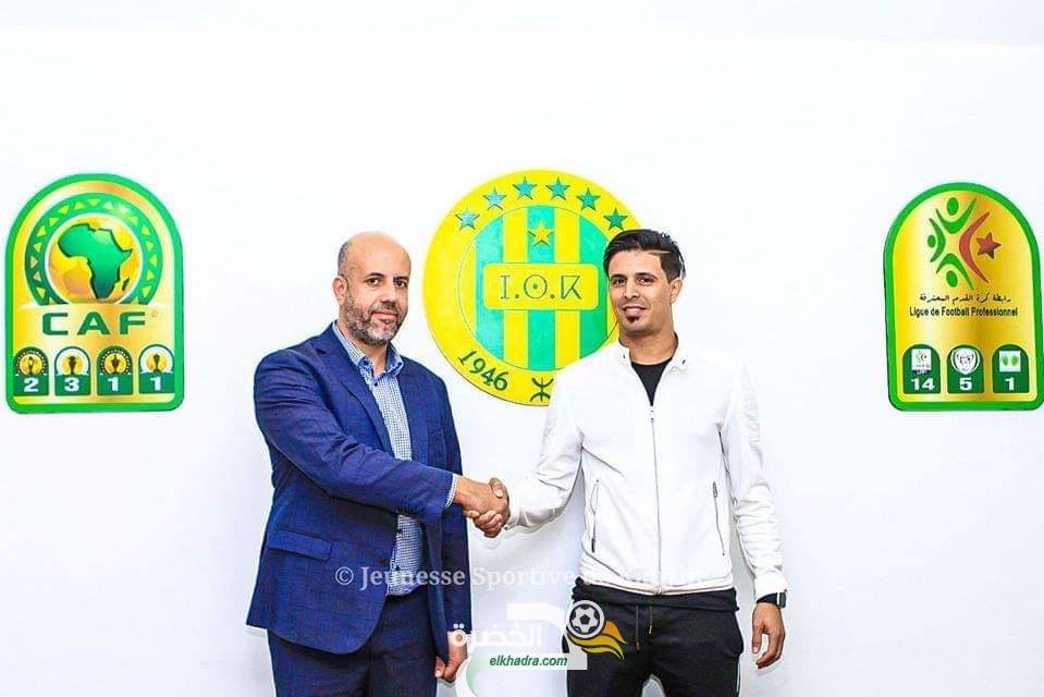 شبيبة القبائل تتعاقد مع لاعب الجناح الليبي طوبال عبد السلام 26
