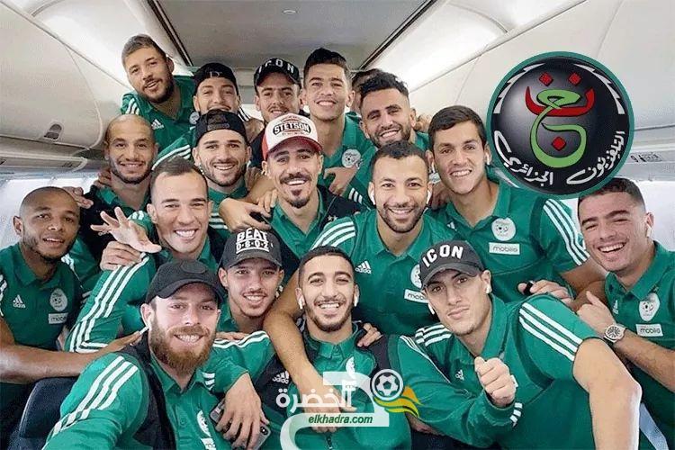 التلفزيون الجزائري لن ينقل مباراة المنتخب الوطني ضد بوتسوانا 97