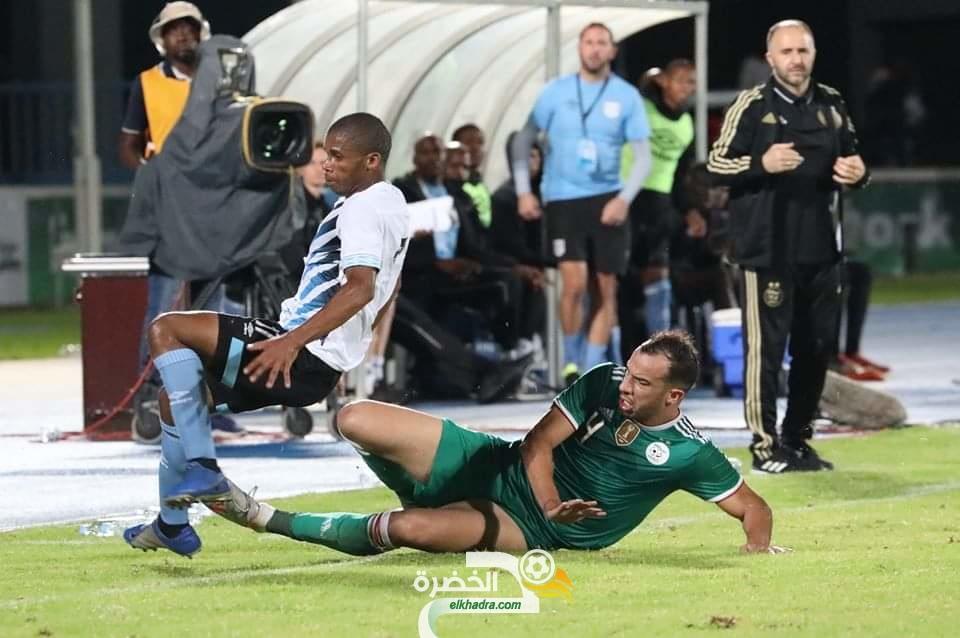 تصنيف الفيفا : قفزة جديدة للمنتخب الجزائري بعد فوزه على زامبيا وبوتسوانا 25