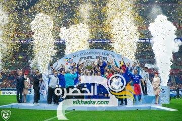 الهلال السعودي يتوج بطلا لدوري أبطال آسيا 28