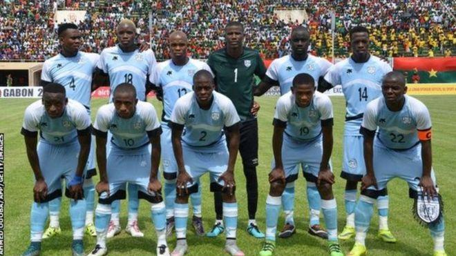 مجموعة الجزائر .. بوتسوانا تعود بالتعادل من زيمبابوي 43