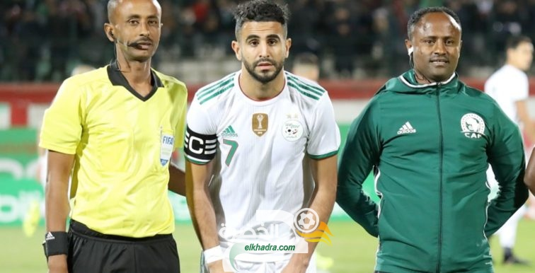 مشاهدة مباراة الجزائر وبوتسوانا بث مباشر اليوم 18-11-2019 Botswana – Algérie 28