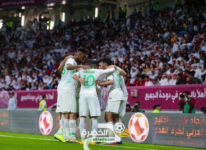 المنتخب السعودي يصل لنهائي خليجي 24 لمواجهة نظيره البحريني! 30