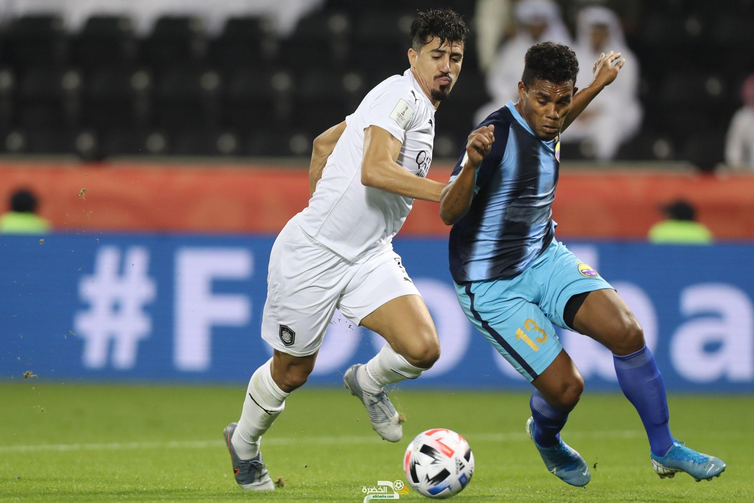 فيديو : بغداد بونجاح يسجل أول أهداف كأس العالم للأندية 2019 33