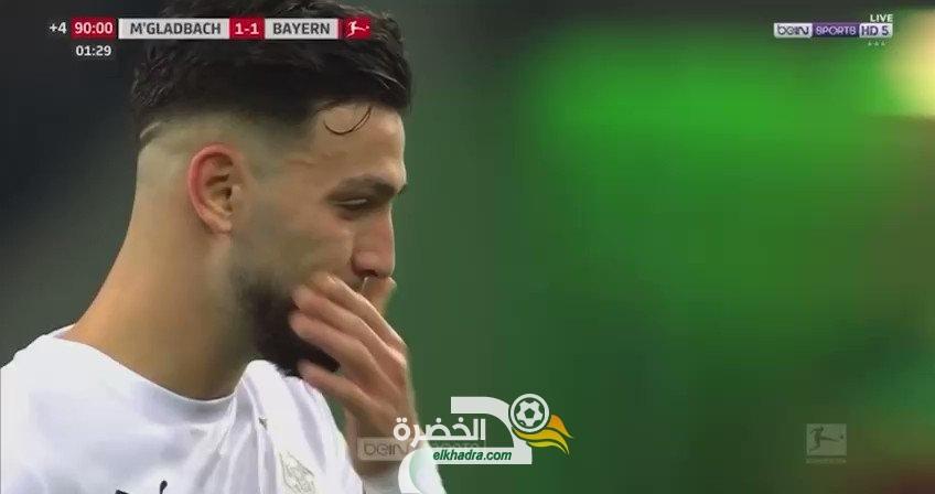 بالفيديو : هدف رامي بن سبعيني الثاني ضد بايرن ميونخ في الدوري الألماني 27