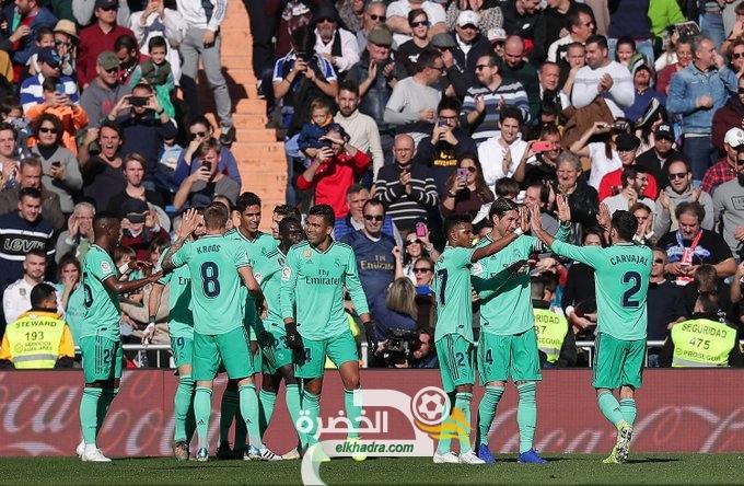 ريال مدريد يفوز على إسبانيول بهدفين دون رد 103