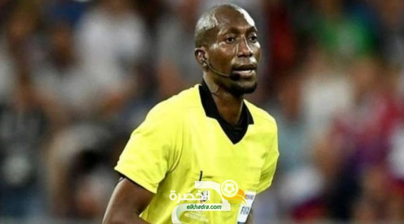 السنغالي ماجيت نداي لإدارة مباراة الترجي وشبيبة القبائل 25