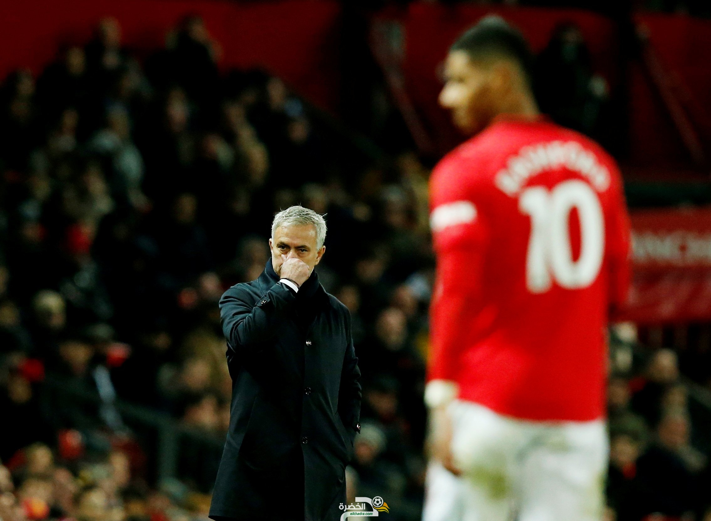 مورينيو يتكبد أول خسارة له مع توتنهام ضد مانشستر يونايتد 30