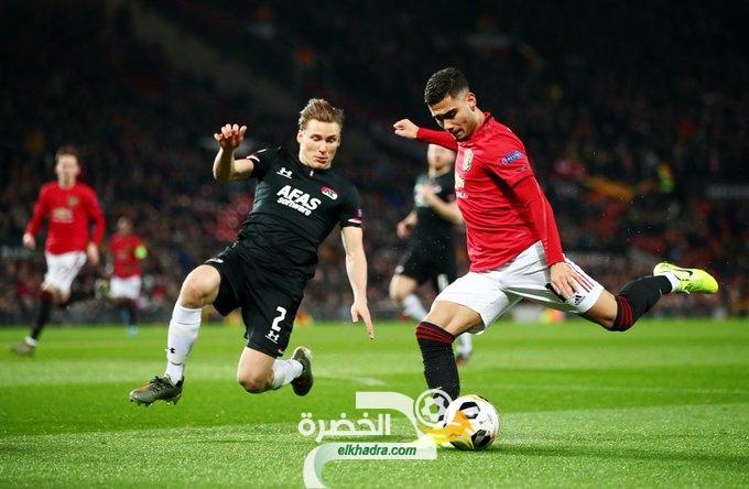 مانشستر يونايتد يفوز برباعية ويتأهل إلى دور الـ32 من الدوري الأوروبي 26